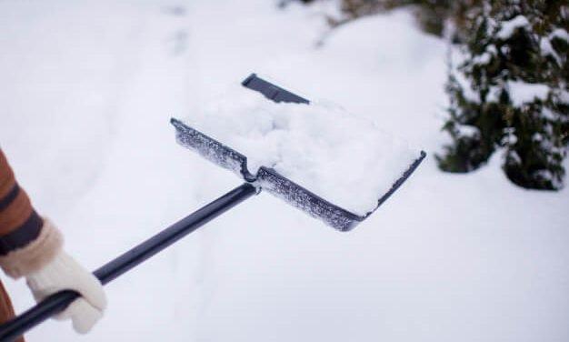Het belang van een goede sneeuwschep