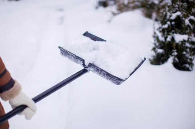 goede sneeuwschep