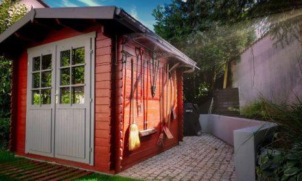 Het verschil tussen een tuinhuis en een blokhut